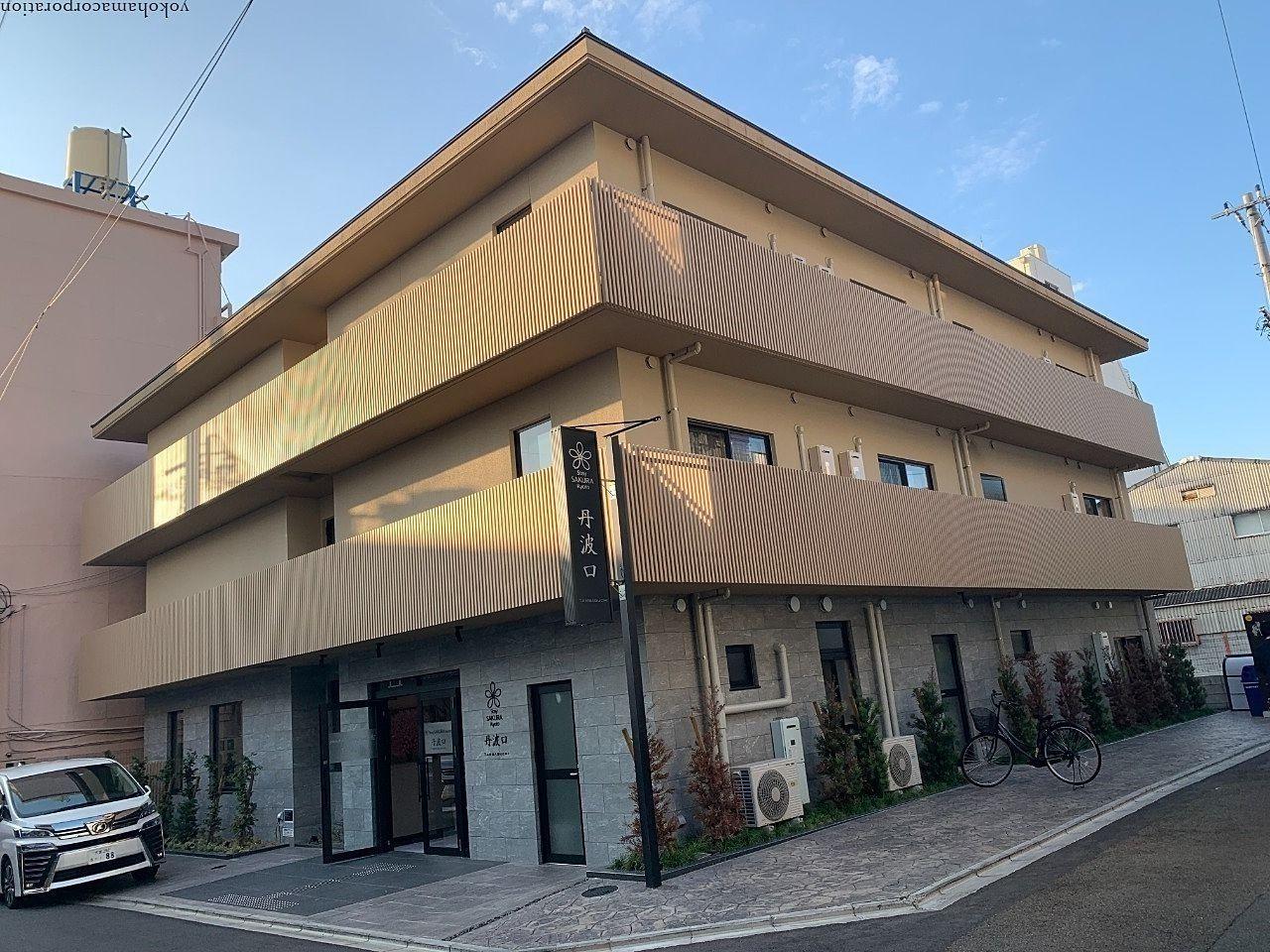 いつもご覧頂き誠に有難うございます。売買営業部の天野です。早速ですが、グループ会社が運営していて京都にある簡易宿泊所を代表と視察してきました。当社は、不動産売買・賃貸管理をメインに事業を展開…